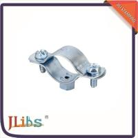 China Custom Cast Iron Pipe Clamps , Concrete Pipe Clamps One Side Open 135060 wholesale