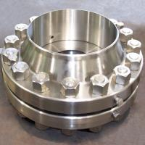 China 600# wn Forged Steel Orifice Flange ANSI B16.36 ASTM A182 F304/F316 DN15-DN600 wholesale