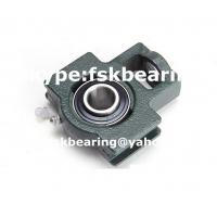 Quality Nsk / Asahi Uct Cast Iron Pillow Blocks Bearings Housing With Set Screw , Metric for sale