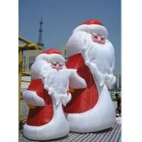 China Inflatable christmas / halloween / inflatable festival decoration / inflatable Santa Claus wholesale
