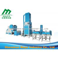 China PLC Control Automatic Polyester Fiber Filling Machine / Cushion Filling Machine wholesale