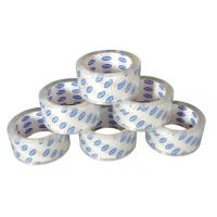 Quality 3 Inch Customized Super Clear BOPP Packaging Tape ISO&SGS Certificated for sale