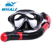 Buy cheap Dry Top Diving Snorkel Set , Swim Mask And Snorkel Set For Water Sports Equipment from wholesalers