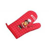 China Heat Protection Oven Mitt wholesale