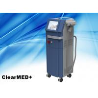 China Vertical 808nm Diode Laser Hair Removal Equipment with 10 - 1500 ms Pulse Duration , CE / ROHS / FCC wholesale