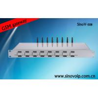 China Quality SMS VoIP GSM Gateway 8port32sim on sale