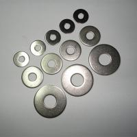 China Spring Standard Steel Flat Washers M14 Carbon Steel For Bolts And Nuts wholesale
