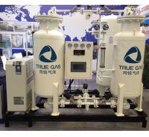 China PSA Nitrogen Generator With Air Compressor wholesale