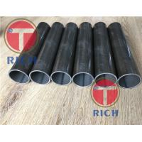 China Gb/t8162 Q235 Seamless Heat Exchanger Tubes Thick Wall For Mechanical Structure wholesale
