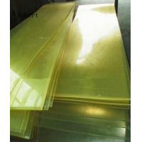 China Abrasion Resistance PU Urethane Rubber Sheet Material 2mm - 100mm Thickness wholesale