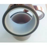 China Polyimide Kapton Tape High cohesive force and anti-corrosion 66m Length wholesale