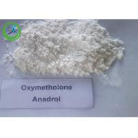 China White Oxymetholone powder Oral Anabolic Steroids for bodybuilding CAS 434-07-1 wholesale