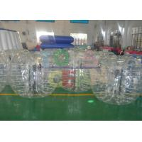 China Transparent Human Sized Hamster Ball / Inflatable Walking Ball For Kid wholesale