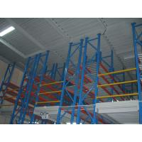 China Logistics Equipment Multi Tier Mezzanine Rack For Warehouse Application wholesale
