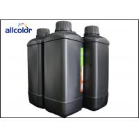 China Outdoor Advertising Digital Printing Solvent Eco Printer Ink For Epson DX5 DX7 wholesale