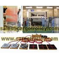 China Air bearing transporters application on sale