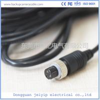 China Customized 3 Pin Backup Camera Cable Extension Cable wholesale