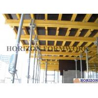 China Recyclable Table Formwork Systems Timber Beam H20 Large Spindle Range 2.5x5.0m  wholesale