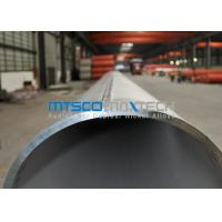 China 309SUS Stainless Steel Welded Pipe 14 Inch Sch40 , Size 355.6mm x 11.13mm x 3305mm wholesale