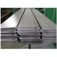 China Bright 410 Stainless Steel Flat Bar / 10mm stainless steel bar Annealing Treatment wholesale