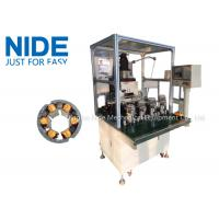 China Full Automatic Inslot Needle Coil Winder , BLDC Stator Winding Machine wholesale