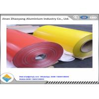 China Colorful Oxidation Resistant Coated Aluminum Coil For Channel Letters Advertisement wholesale