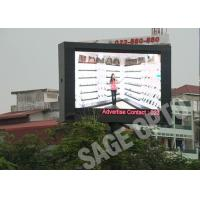 China High Brightness Clear Advertisement HD Led Display Smd 3535 Energy Saving wholesale