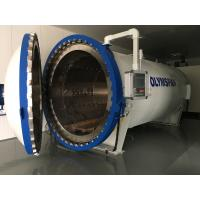 China CE composite autoclave for composite materials, carbon fiber, rubber and other structure materials curing and treatment wholesale