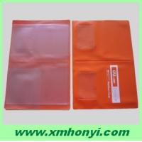 China pvc plastic book cover on sale