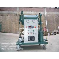 Buy cheap Small Portable Vacuum Dielectric Transformer Oil Reconditioning System ZY-10 from wholesalers