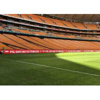 Quality Outdoor Football Stadium Led Display , Led Perimeter Advertising Boards 320*320 for sale
