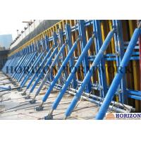 China Bracing Support Single Sided Wall Formwork , Easy Handling One Sided Wall Formwork wholesale
