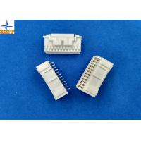 China 250V AC / DC 2.0mm Pitch PA66 Material Automotive Electrical PAD Connectors Double Row wholesale