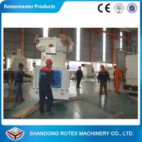China Industrial Stainless Steel Double - Layer Ring Die Biomass Pelleting Machine wholesale
