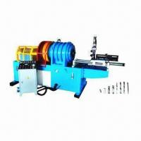 China Pipe embossing machine, cooperation with processing of tubes, various shapes are available wholesale