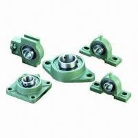 China Bearings/Pillow Block Bearings, Available in UC, UCP, UCF and UCFL Types wholesale