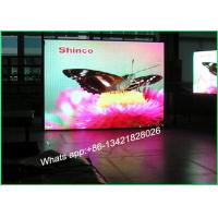 Wholesale P5 Rental Stage Background LED Screen , Indoor LED Video Display For Advertising from china suppliers