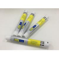 China Flexo Printing ABL 275 / 20 Collapsible Tube Food Packaging 0.68 OZ wholesale