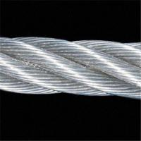 China Stainless Steel Wire Rope Stack, Available in AISI 304, AISI 316 wholesale