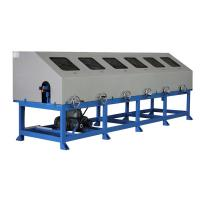 Buy cheap Six groups tube polishing machine Various polishing the outer surface of the pipe from wholesalers