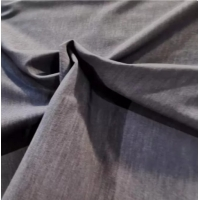 China Cationic Tencel Cotton Sheets 140gsm 92 Polyester 8 Spandex Material on sale
