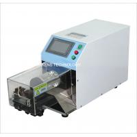 China 45MM Wire Cutting And Stripping Machine Rotary Knife Coaxial Cable Stripping Machine wholesale