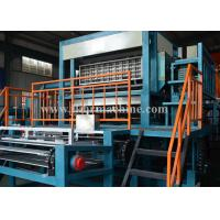 China 8 Sides Rotary Reclying Paper Pulp Molding Machine Egg Tray Making , CE & ISO9001 wholesale