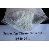 China Oral Tamoxifen Citrate Bulking Cycle Anabolic Steroid Hormones Anti Estrogen 54965-24-1 wholesale