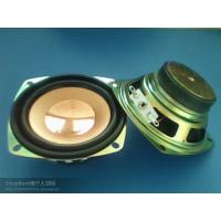 China 3 inch apple shape tan multimedia speakers wholesale