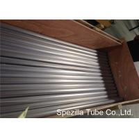 China 316L  Polished honed tube for hydraulic cylinder Surface Roughness 240Grit on sale