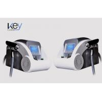 China ND YAG Q-switched Laser Equipment For Birth Mark Removal / Eyeline - cleaning wholesale