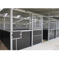 Buy cheap 18mm 28mm Bamboo Infilled Equestrian Stable Swing Doors For Horse Shed from wholesalers