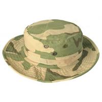 China Air Permeability Matel Eye Camouflage Fisherman Hat With Adjustable String wholesale