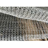 China High Filtering Performance Knitted Wire Mesh Teflon And Stainless Steel 316 wholesale